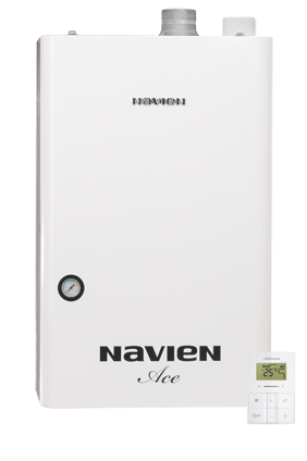 Котел газовый настенный Navien Ace 16K