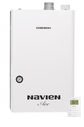 Котел газовый настенный Navien Ace 35K