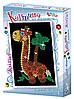 Картина из пайеток «Жираф», набор для творчества