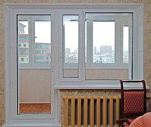 Балконный полублок