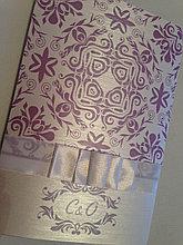 Свадебные открытки и приглашения
