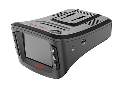 Sho-Me COMBO №1 A12— видеорегистратор с антирадаром