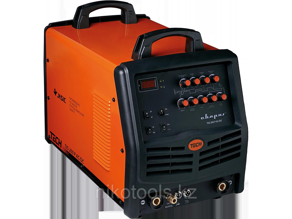Инверторный аппарат Сварог TECH TIG 200 P AC/DC (E101)