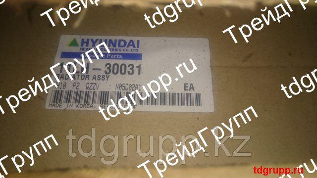 11LH-30031 Радиатор тосольный Hyundai HL780-7A