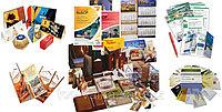 Оперативная цифровая печать, визитки, листовки, флаера брошюры - быстро и качественно