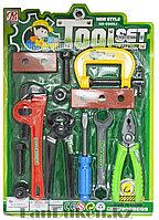 Детский набор инструментов Tool Set super (12 предметов)
