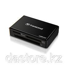 Transcend TS-RDF8K картридер SDHC/SDXC USB3.0