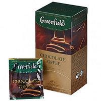 Чай Greenfield Chocolate Toffee