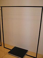 Вешало-стойка для одежды - Рейлы