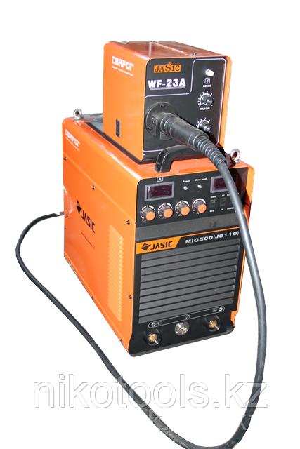 Инверторный сварочный аппарат  Сварог MIG 500 (j8110)+MMA