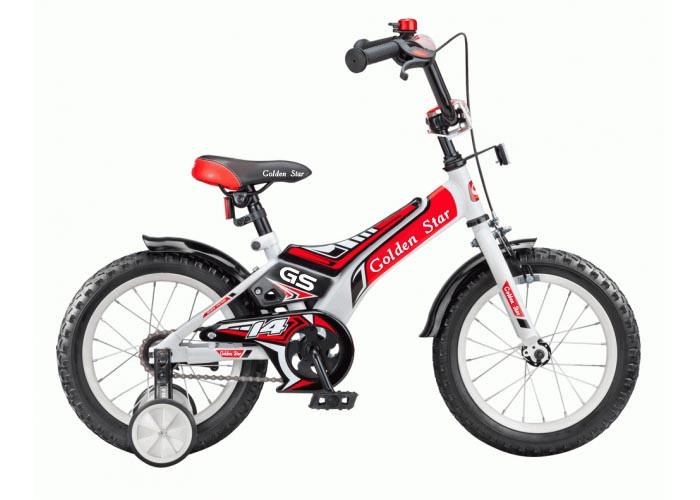 """Велосипеды детский GoldenStar Saddle style 16"""""""