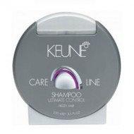 Шампунь «Для кудрявых и непослушных волос» - Keune Care Line Shampoo  Ultimate Control 250 мл.