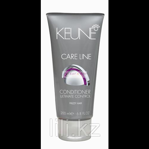 Кондиционер «Для кудрявых и непослушных волос» - Keune Care Line Conditioner  Ultimate Control 200 мл.