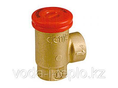 Клапан предохранительный угловой ф15 (3 бар)