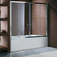 Шторка на ванну из закаленного стекла Bravat 150 х 145 TS11810CS-H