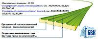 Кровельные сэндвич панели PIR (пенополиизоцианурат) 50