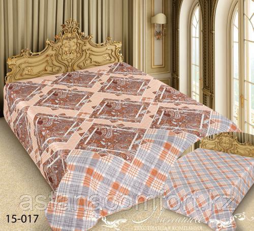 Покрывало Барокко, 2-спальное, размер 220 х 240 см, Россия