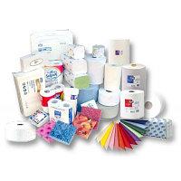 Бумажная продукция и салфетки