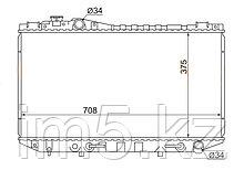 Радиатор TOYOTA MARK II #X8# H/T 88-92