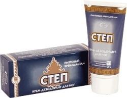 Крем -дезодорант Степ