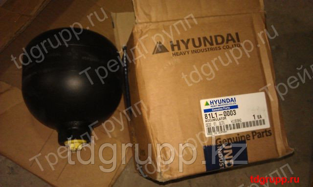 81L1-0003 Гидроаккумулятор Hyundai HL770-7