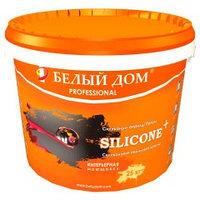 Краска силиконовая акриловая SILICONE+ интерьерная