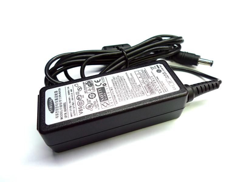 Блок питания для ноутбука SAMSUNG 19Вольт 2.1A 40Вт 5.5*3.0мм