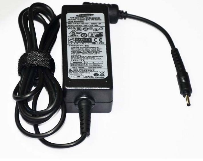 Зарядное устройство для ноутбука SAMSUNG 19Вольт 2.1A 40Вт 3.0*1.0мм