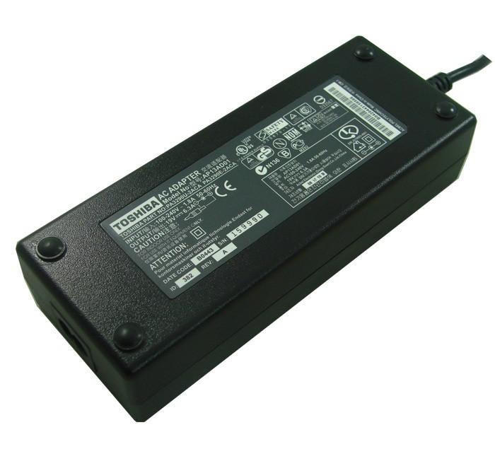 Зарядное устройство для ноутбука TOSHIBA 19Вольт 6.3A 120Вт 6.3*3.0мм