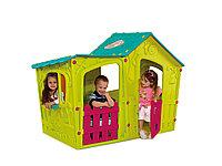 Детский домик Вилла Keter зеленый/бирюзовый, фото 1
