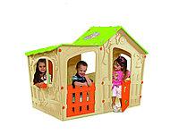 Детский игровой домик Мэджик бежевый Вилла, фото 1