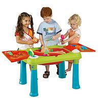Столик для детского творчества с песком и водой Keter