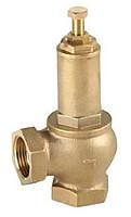 Клапан предохранительный регулируемый ф40 (1-12 бар)