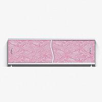 Панель для ванны Alavann Премьер 1.5 м  // 37 розовый мороз