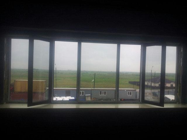 Окна со сложным открыванием, пластиковые Алюминиевые окна в Астане