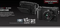 Panasonic DMC-GX80KEEK фото аппарат панасоник dmc, фото 1