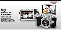 Panasonic DMC-GF7KEE-S фотоаппарат, фото 1