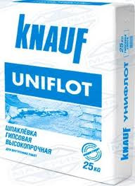 Шпаклевка Унифлот 25 кг