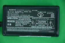 Сетевой адаптер Sony AC-L25B, фото 2