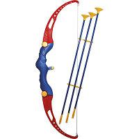 Игрушечный мини лук со стрелами