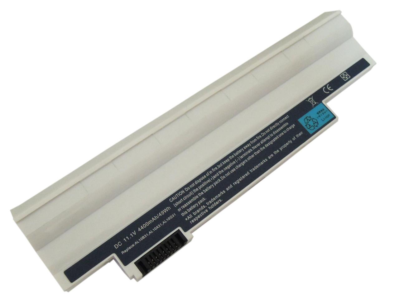 Аккумулятор для ноутбука Acer AL10A31