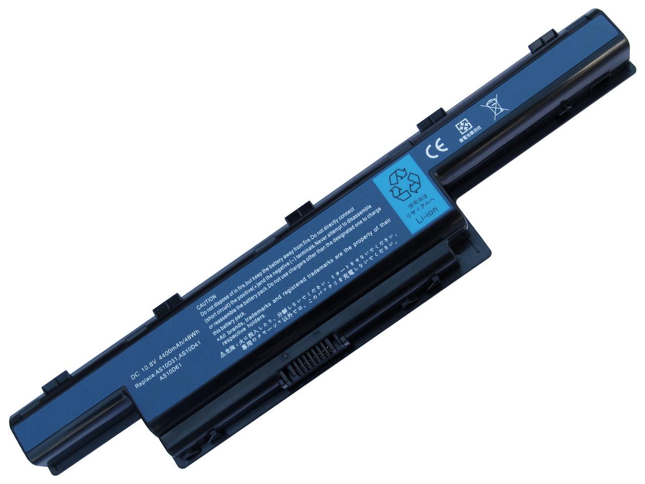 Аккумулятор для ноутбука Acer AS10D73