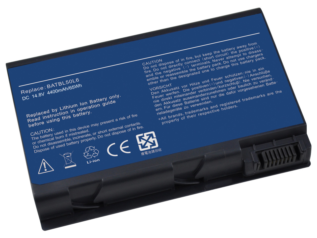 Аккумулятор для ноутбука Acer BATBL50L8