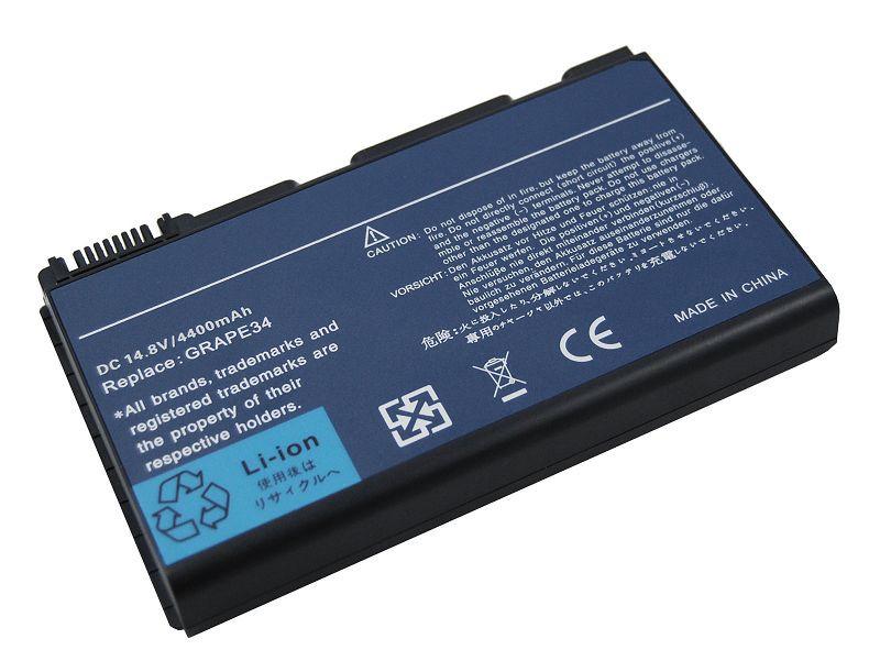 Аккумулятор для ноутбука Acer TM00741