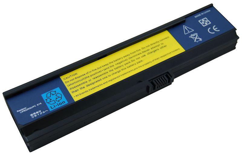 Аккумулятор для ноутбука Acer 3UR18650Y-2-QC261