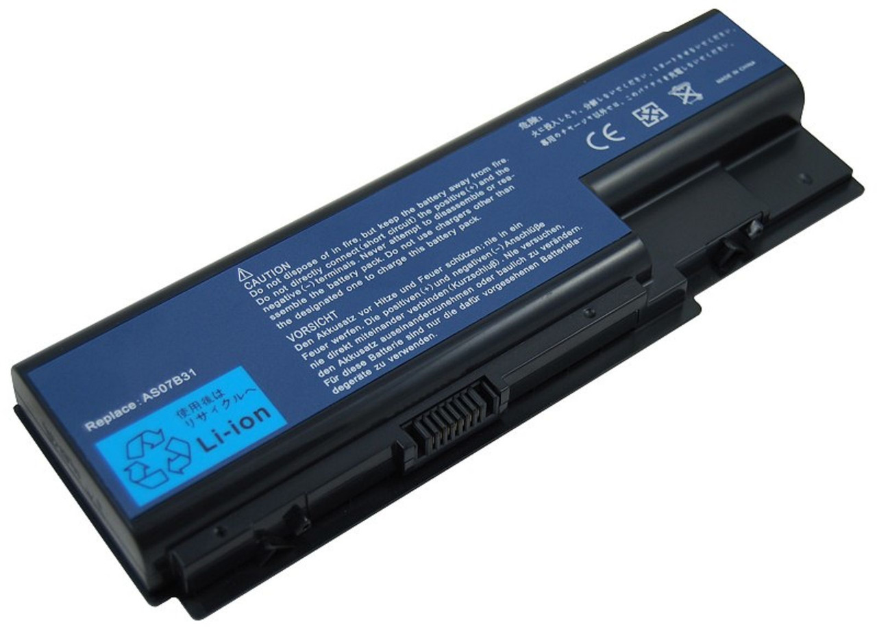 Аккумулятор для ноутбука Acer AS07B72