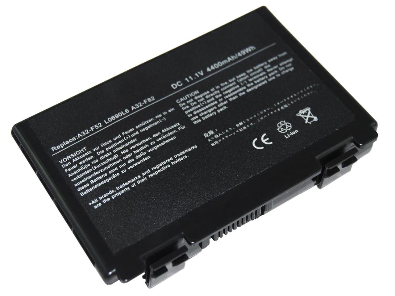 Аккумулятор для ноутбука Asus A32-F52