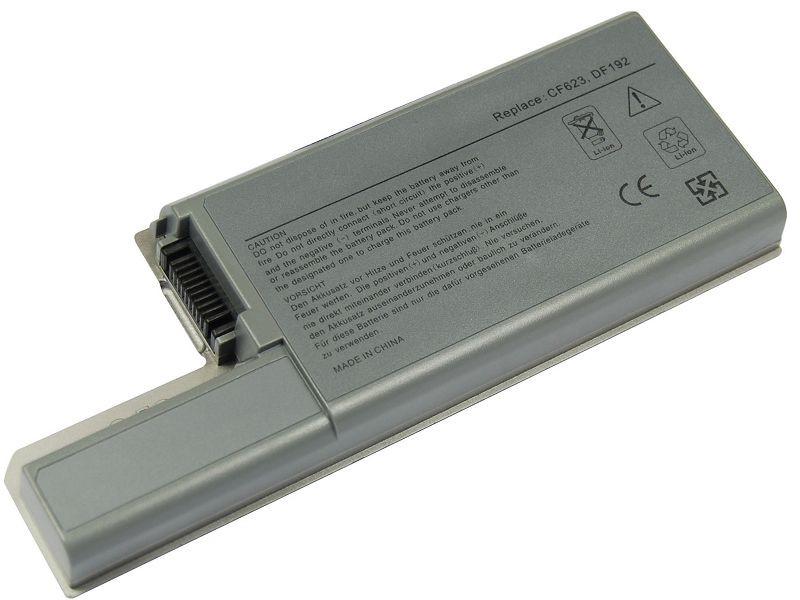 Аккумулятор для ноутбука Dell TYPE XD739