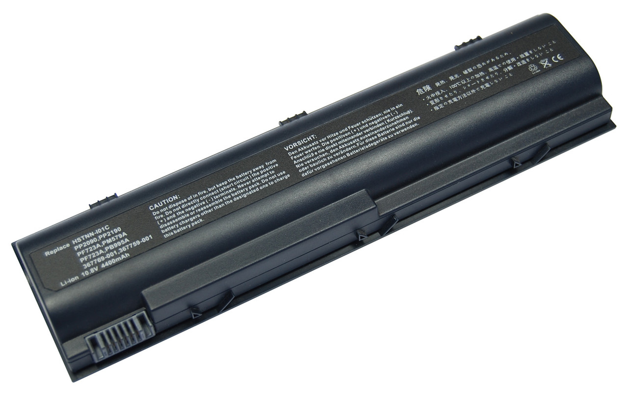 Аккумулятор для ноутбука HP 396601-001