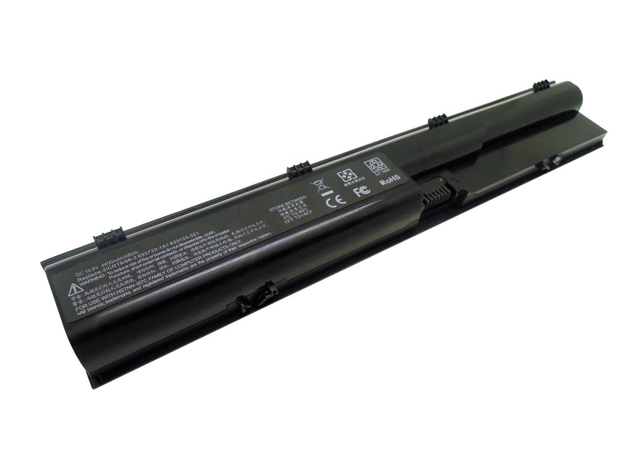 Аккумулятор для ноутбука HP 633733-1A1